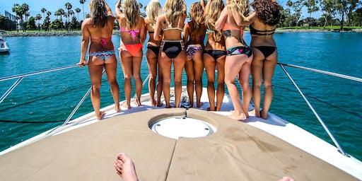 JuElle's Bachelorette Boat Party!