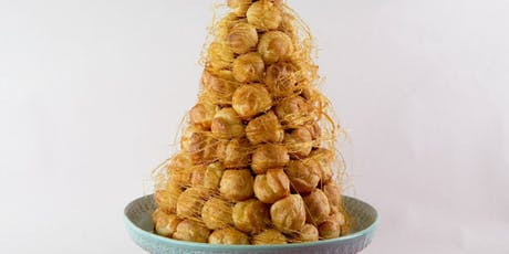 Pastry Class - The Classic Croquembouche tickets