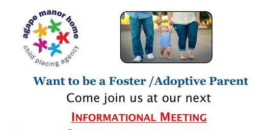 Foster/Adoptive Informational