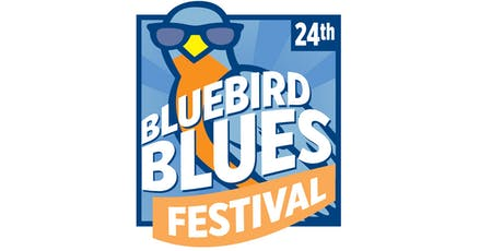 24th Annual Bluebird Blues Festival tickets
