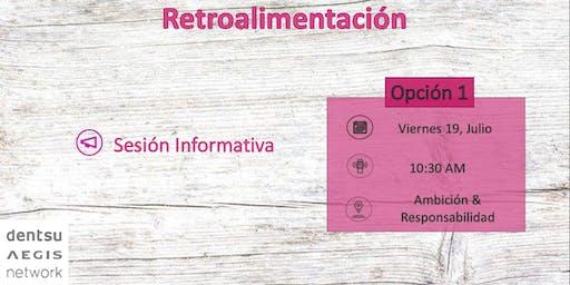 Retroalimentación: Opción 1