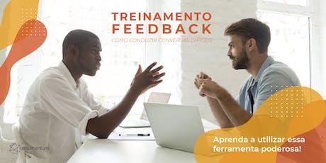 Feedback: Como conduzir conversas difícei ingressos