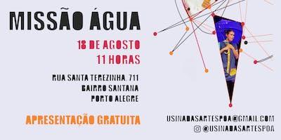 MISSÃO ÁGUA