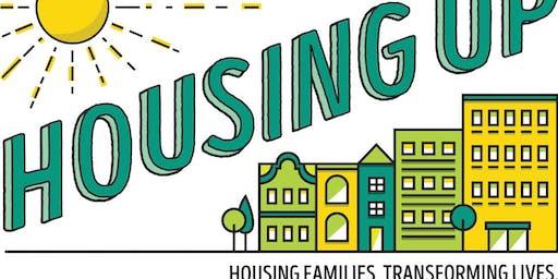 Join Housing Up's Volunteer Garden Team