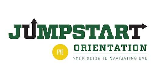 UVU Jumpstart Orientation