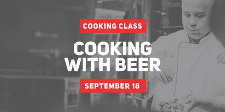 Cooking with Beer tickets