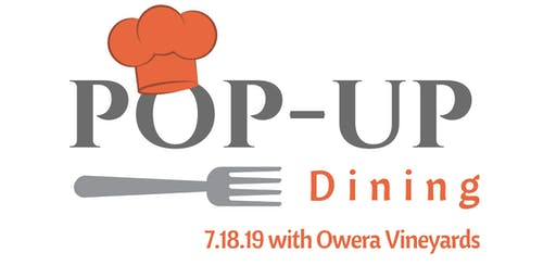 Pop-Up Dining / July 18