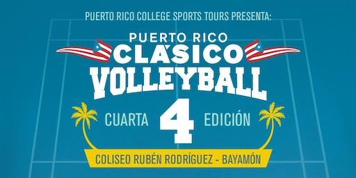 Puerto Rico Clásico Volleyball 2019