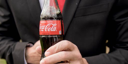 Coca Cola Styled shoot