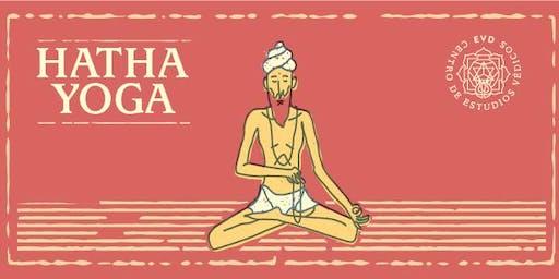 Clase Introductoria Abierta y Gratuita: Filosofía y Práctica del Hatha Yoga