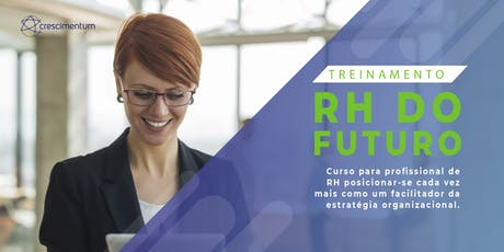 RH do Futuro ingressos