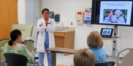 Caregiver Skills Training Workshop  tickets