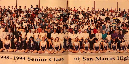 San Marcos Rattlers Class of 1999 Reunion