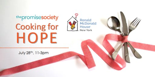 TPS Cooking for Hope at Ronald McDonald House New York