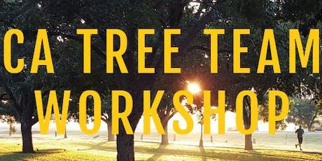 CA Tree Team Workshop tickets