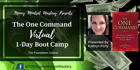 The 1-Day One Command Virtual Boot Camp tickets