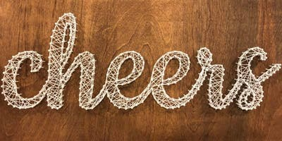 String Art with Crafter's Yoga
