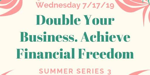 """Double Your Business"" with Matt Aitchison"