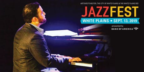 JazzFest 2019: The Marcio Garcia Trio tickets