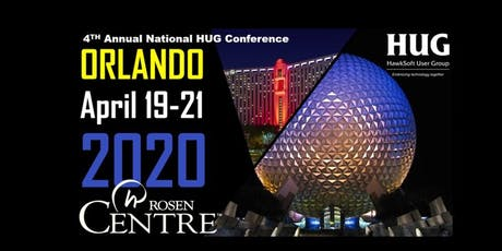 SPONSOR/EXHIBITOR - 2020 HawkSoft User Group National Conf. (Orlando) tickets