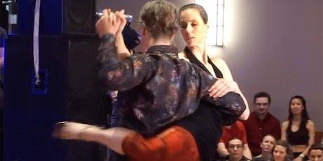 Tango Fusion w/ Emily Webb tickets