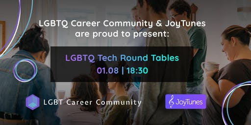 LGBTQ Tech Round Tables