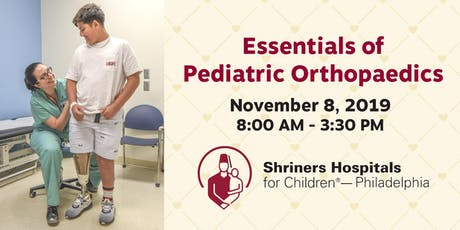 Essentials of Pediatric Orthopaedics tickets
