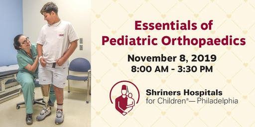 Essentials of Pediatric Orthopaedics