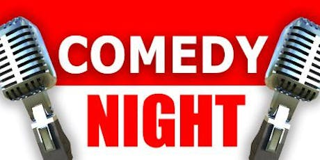 Comedy Night on The Patio tickets