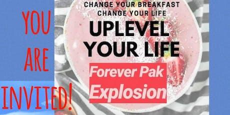 Forever Pak Momentum tickets