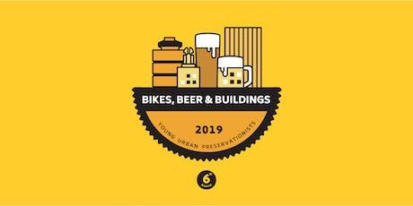 Bikes Beers & Buildings 2019 tickets