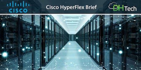 Cisco HyperFlex Brief tickets