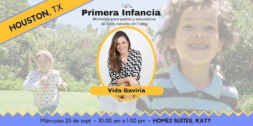Primera Infancia: Workshop para padres y educadores