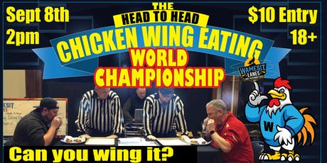 Head to Head Wing Eating World Championship tickets