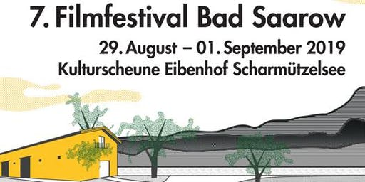 7. Internationales FILM OHNE GRENZEN Festival Bad Saarow
