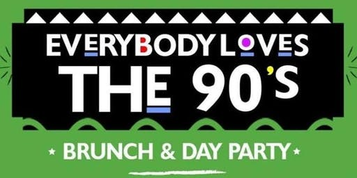 We Love the 90's: Brunch, Beats & Business