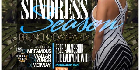 SUNDRESS SEASON BRUNCH & DAY PARTY #CUTTYPALANCE tickets