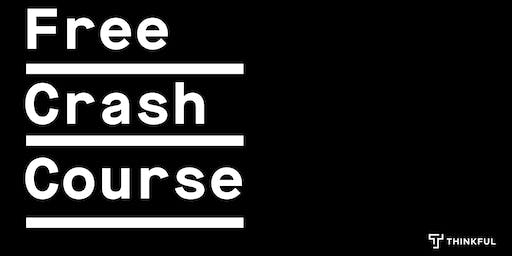 Free Crash Course | HTML & CSS