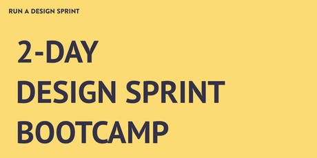 2-Day Design Sprint Bootcamp in Berlin tickets