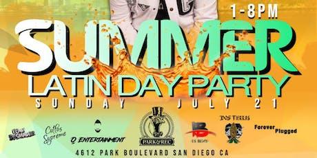 Taki Sundays - Latin Day Party tickets