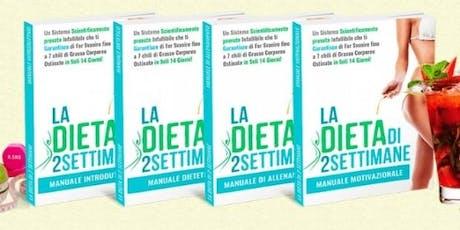 La dieta di 2 Settimane biglietti