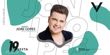 VIV Mizik - Show Joni Lopes ingressos