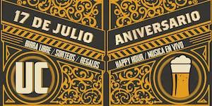 Aniversario Unión Cervecera
