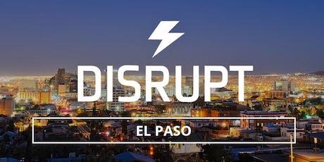 DisruptHR El Paso tickets