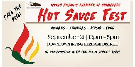 IHCC Hot Sauce Fest tickets
