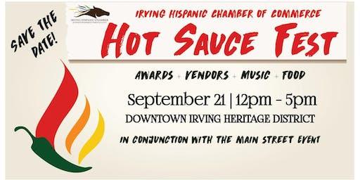 IHCC Hot Sauce Fest