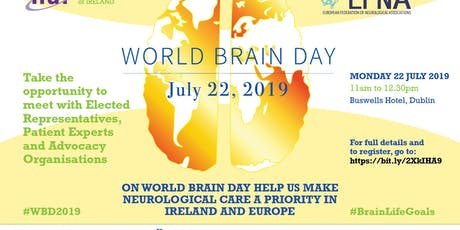World Brain Day 2019 tickets