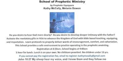 School of Prophetic Ministry