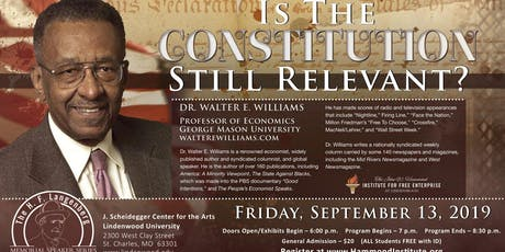 Is the Constitution Still Relevant?  tickets
