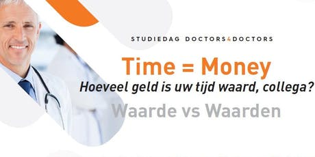 D4D STUDIEDAG 2019: Time = Money tickets